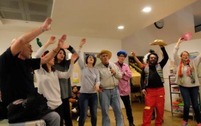 Al Binario 95, le giornate di formazione al volontariato