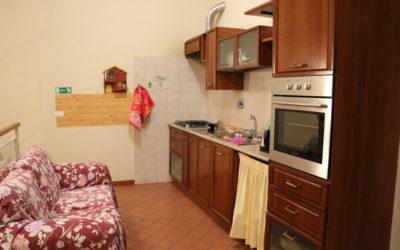 Rifugio Sant'Anna: una casa in cui poter restare tutto il giorno