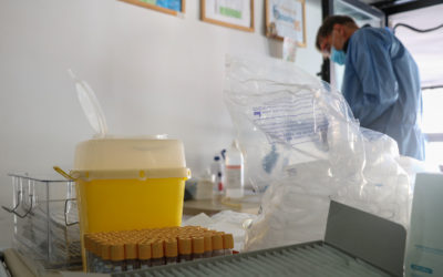 Dottor Binario in campo per il Covid-19: al via un progetto di prevenzione sanitaria per persone senza dimora