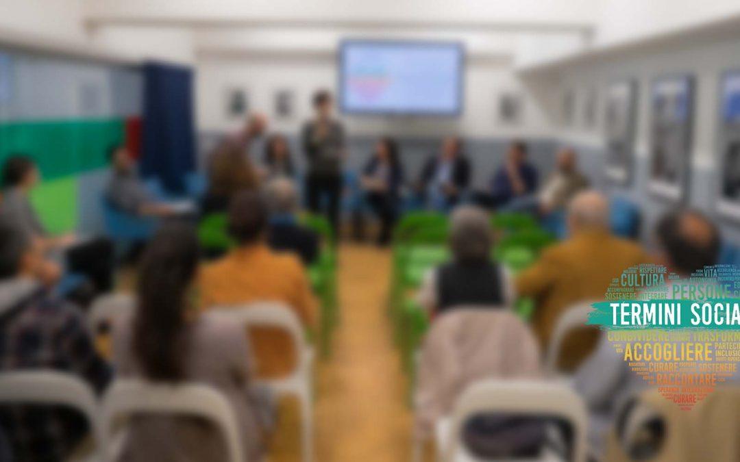 Termini Sociali 2021: il programma della manifestazione